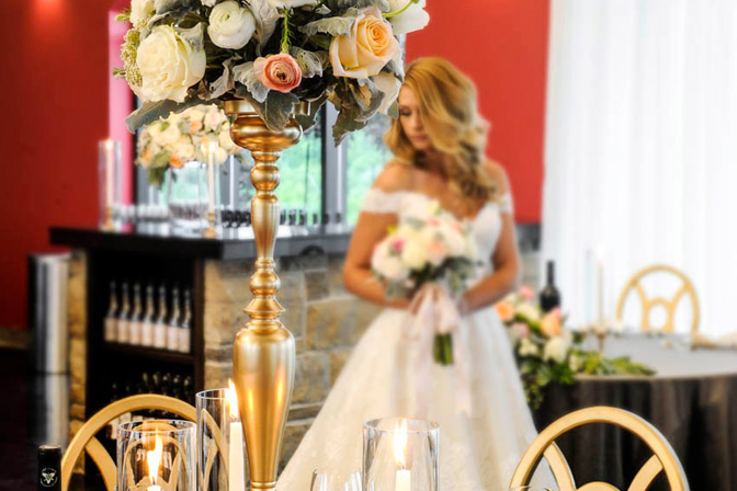 Niagara Wine Country Weddings at Megalomaniac